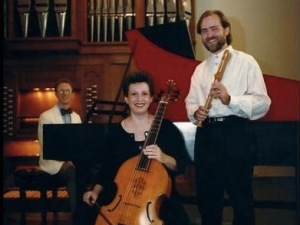 The Tampa Bay Early Music Consort 1997, with Carl Klein and Theresa Villani