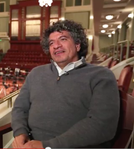 music director Giancarlo Guerrero speaks about the symphony's role in the community in Nashville Symphony: Your Community. Your Orchestra.