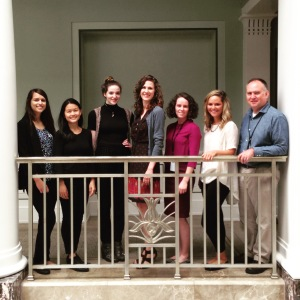 from my instagram feed, May 27, 2015: Nashville Symphony Education & Community Engagement Staff and Interns, Summer 2015