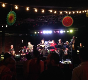 Lalo Davila & Friends hold forth at Conexión Américas' Hispanic Heritage Celebration #THELATINPARTY at The Cannery Ballroom, Nashville, September 12, 2015