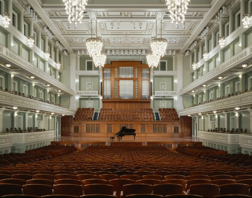 Laura Turner Concert Hall at Schermerhorn Symphony Center, Nashville, Tennessee