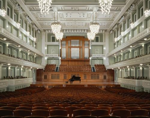 Laura Turner Concert Hall at Schermerhorn Symphony Center, Nashville, Tennessee