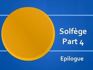 SolfegePart4