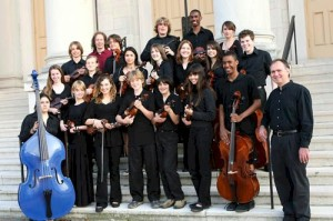 Music City Youth Orchestra 2007-2008