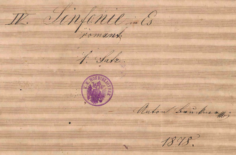 Anton Bruckner and his Romantic Symphony (5/6)