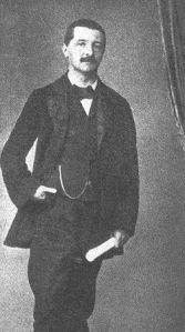 Bruckner in 1863