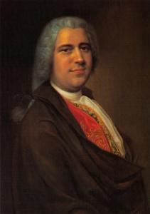 Johann Adolf Hasse ~ painting by Balthasar Denner, 1740