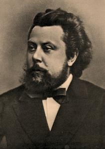 Modest Mussorgsky, 1870