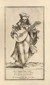 Death Plays the Lute
