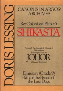 Lessing_Shikasta