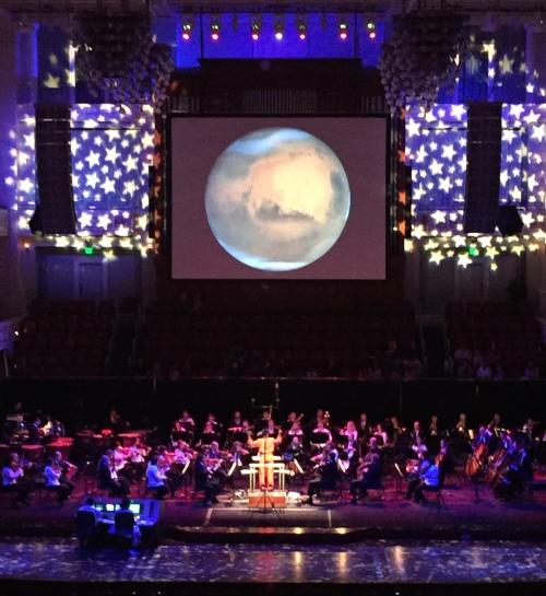 The Nashville Symphony lands on Mars ~ Blast Off! ~ April 16, 2016