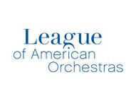league logo on white