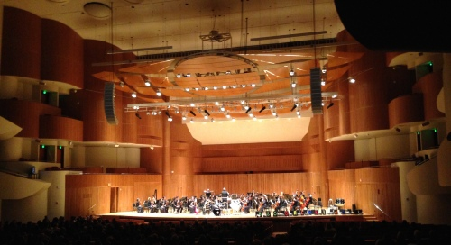 Baltimore Symphony Youth Orchestra Concert Orchestra, MayAnn Poling, conductor, performs Respighi at the opening ceremonies of the League of American Orchestras annual conference ~ June 9, 2016, Joseph Meyerhoff Symphony Hall, Baltimore