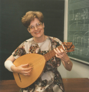 Caroline Usher (LSA President 1988-2002) ~ LSA Seminar West 1996