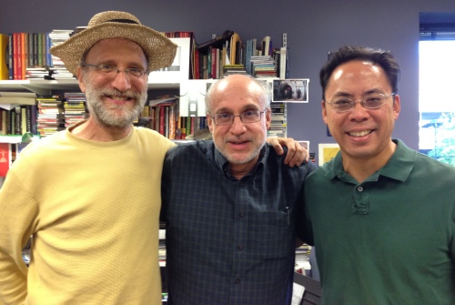 Roger Wiesmeyer, Michael Rose, Felix Wang