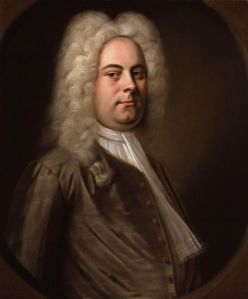 portrait of Georg Friedrich Händel c.1726-1728 by Balthasar Denner