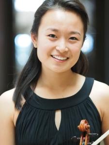 Kaili Wang ~ photo by Sally Bebawy (click to enlarge)