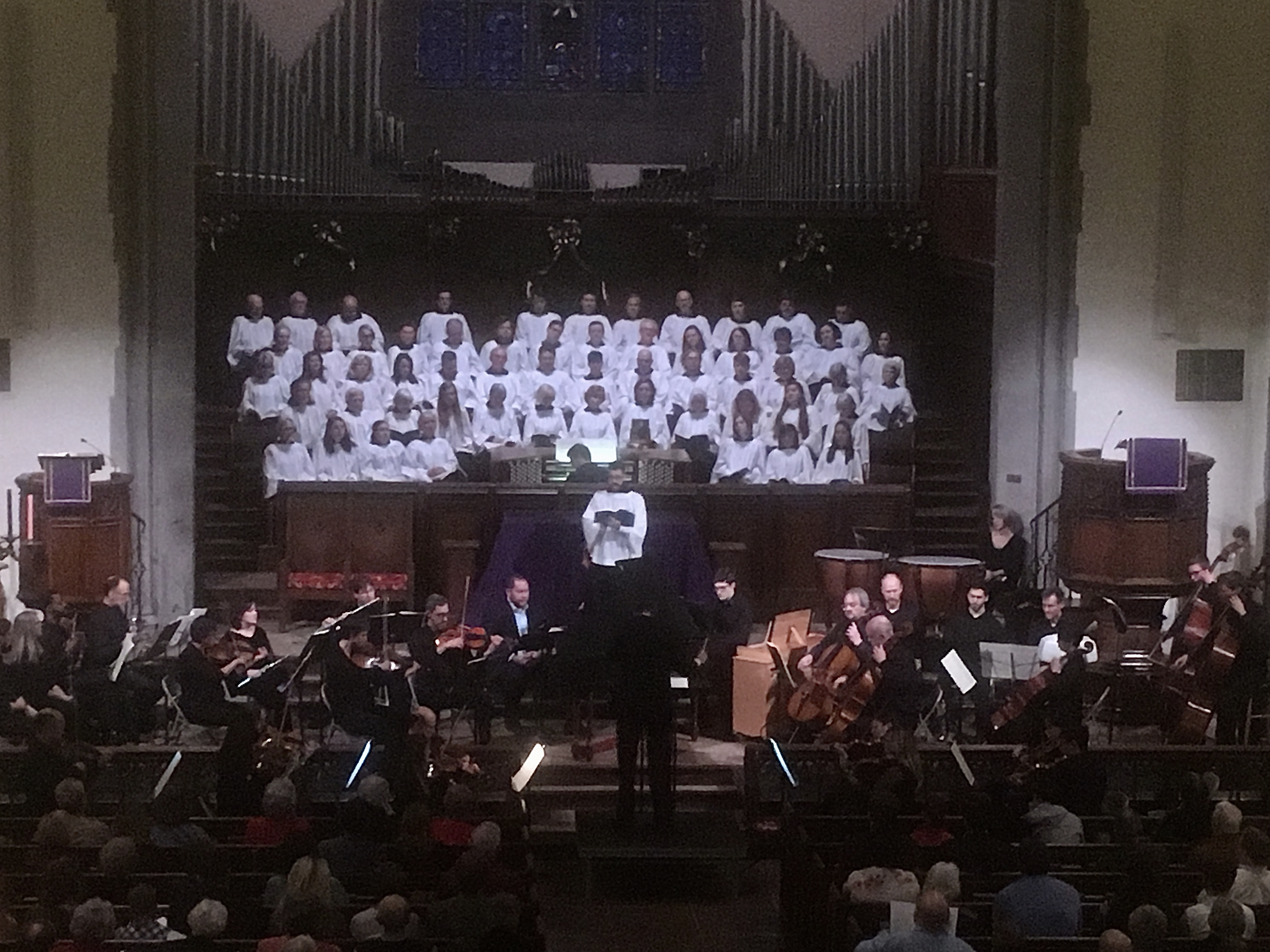 Christmas Oratorio.Christmas Oratorio At West End United Methodist Walter Bitner