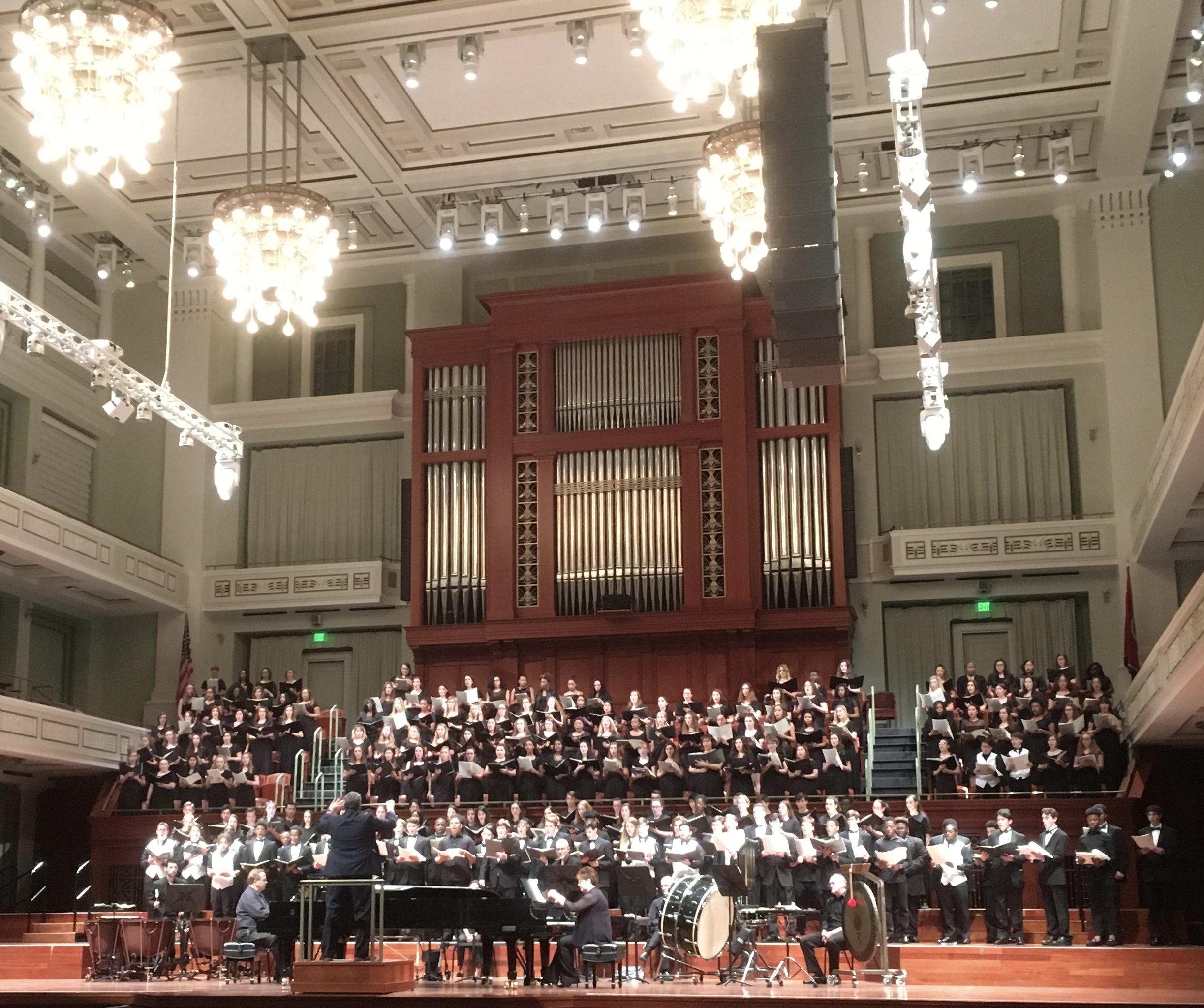 The 2019 Schermerhorn Invitational Choral Festival | Walter